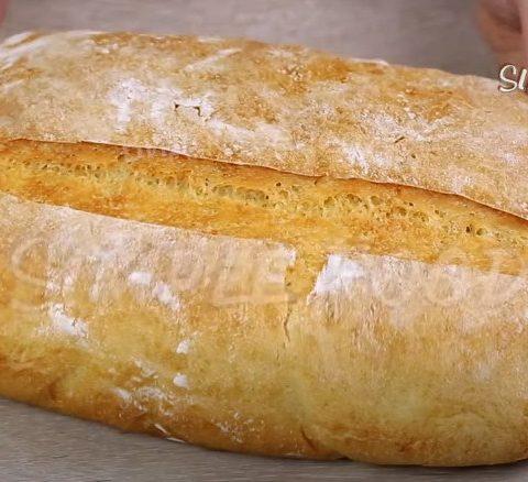 Хлеб за 2 часа