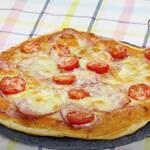 Пицца без дрожжей