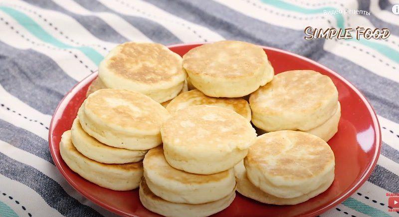 Печенье без духовки
