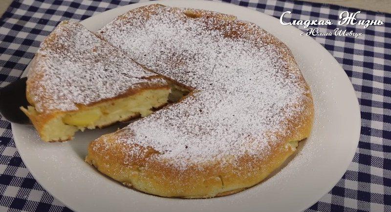 Десерт без духовки