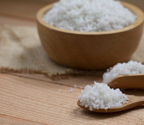 Соль на кухне