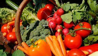 Принципы хранения овощей