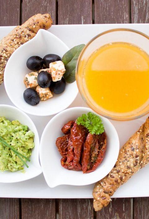 Самые вкусные завтраки за пять минут
