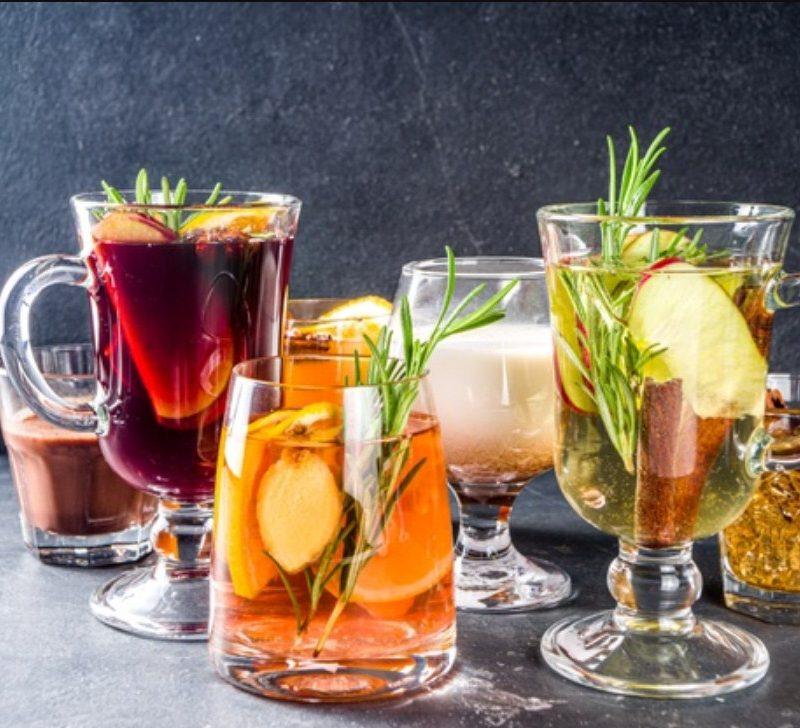 Зимние напитки