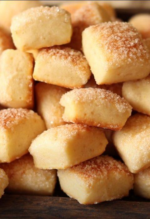 Печенье с кефиром